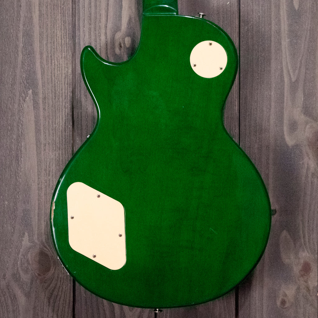 Epiphone Les Paul Standard Green (Used - Recent)
