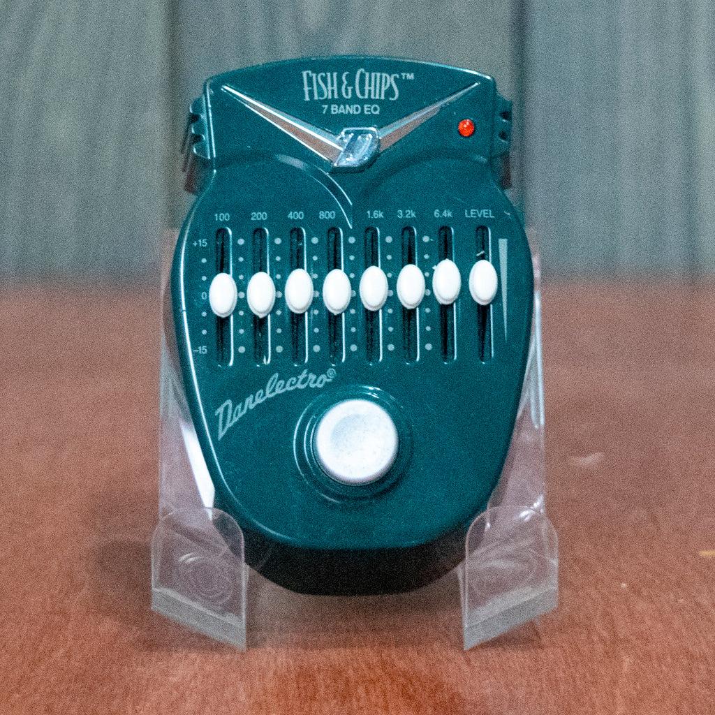 Used Danelectro Fish & Chips EQ
