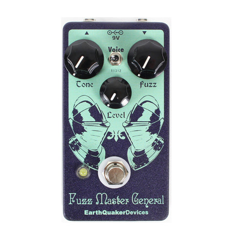Earthquaker Devices Hoof Reaper Fuzz V2
