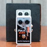 Used EHX Pitch Fork w/ Box and Power Supply