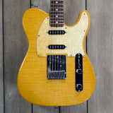 Fender Foto-Flame Telecaster w/ HSC (Used - 1990's)