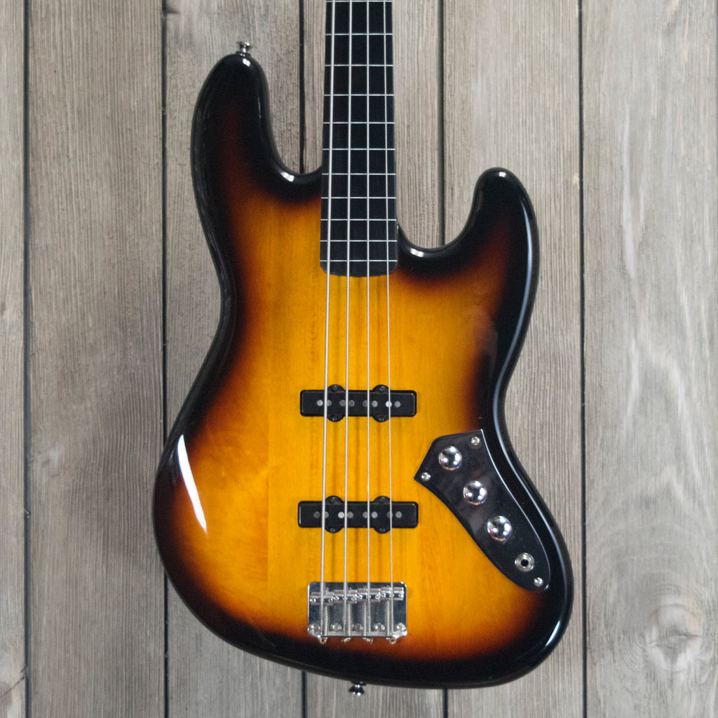 Squier Vintage Modified Fretless Jazz Bass (Used - Recent)