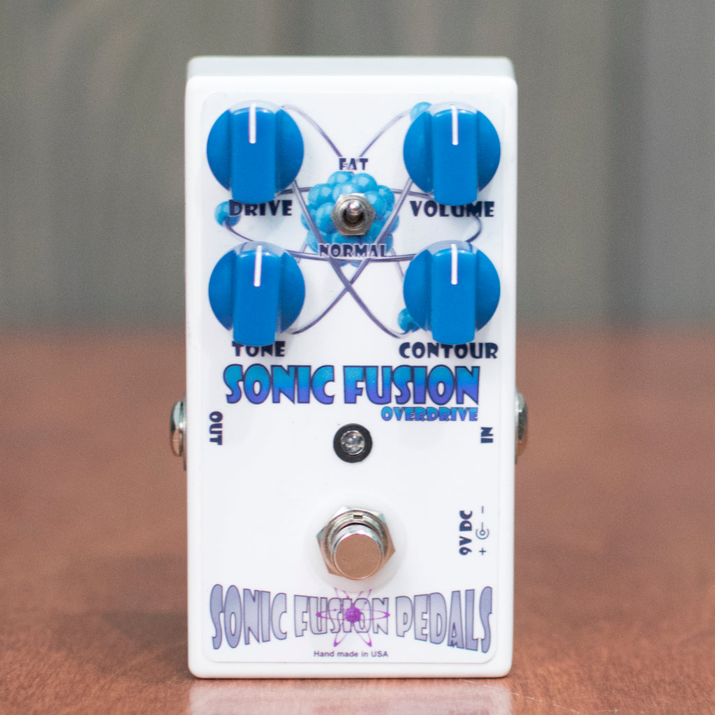 Used Sonic Fusion Overdrive