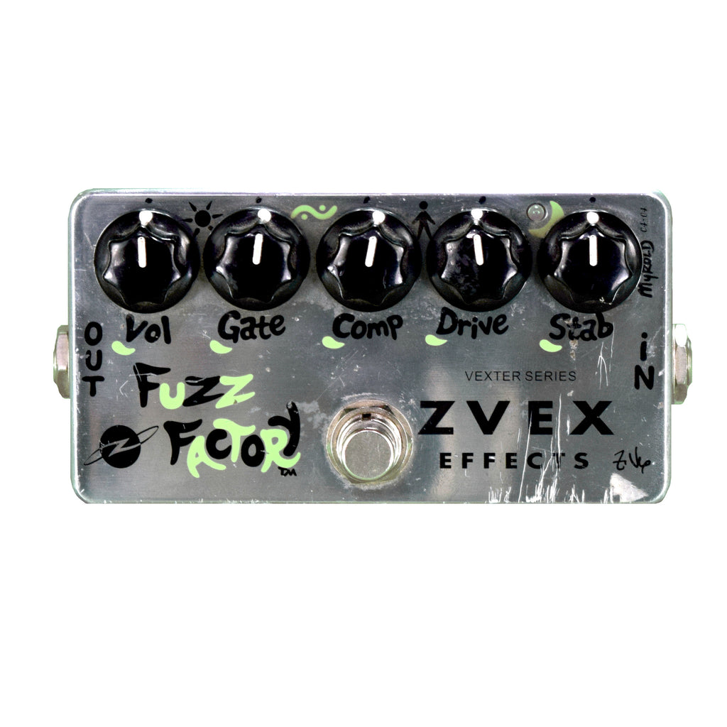 Used ZVex Fuzz Factory Vexter Series