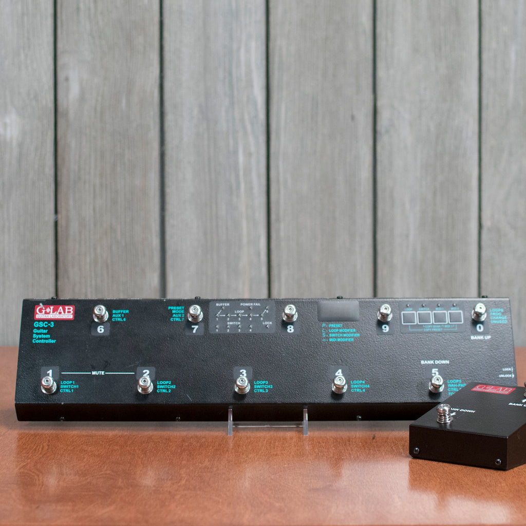 Used G-Lab GSC-3 Switching System