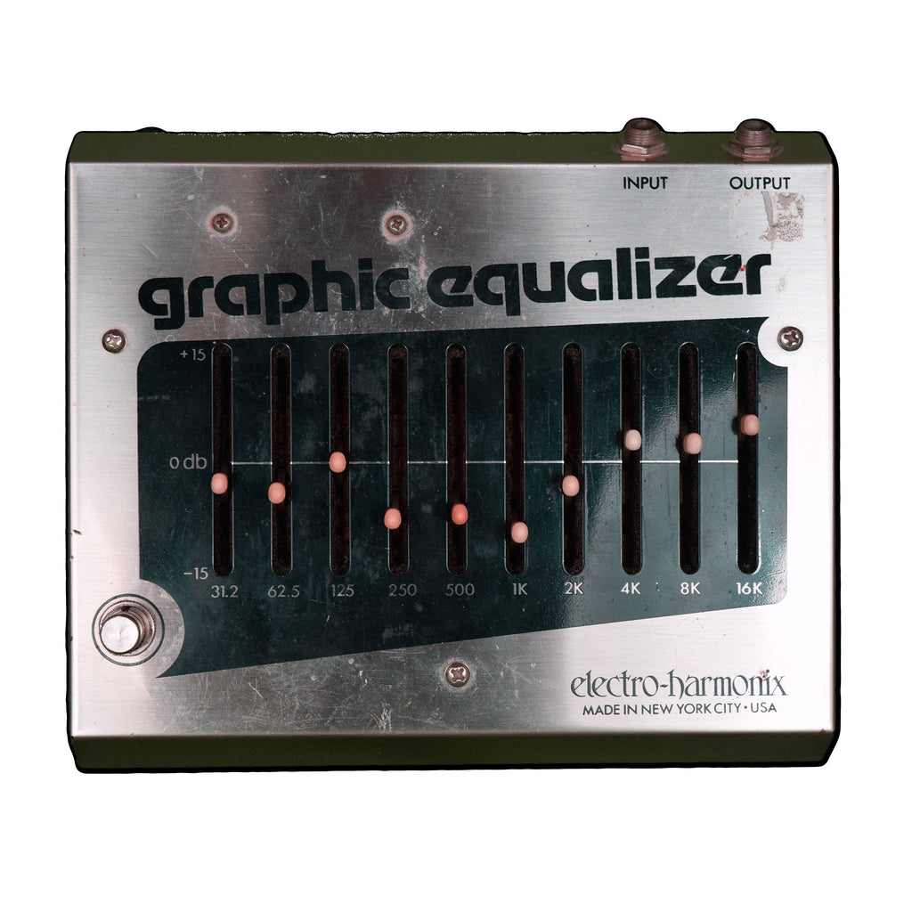 Used Electro-Harmonix Graphic Equalizer (1970's)