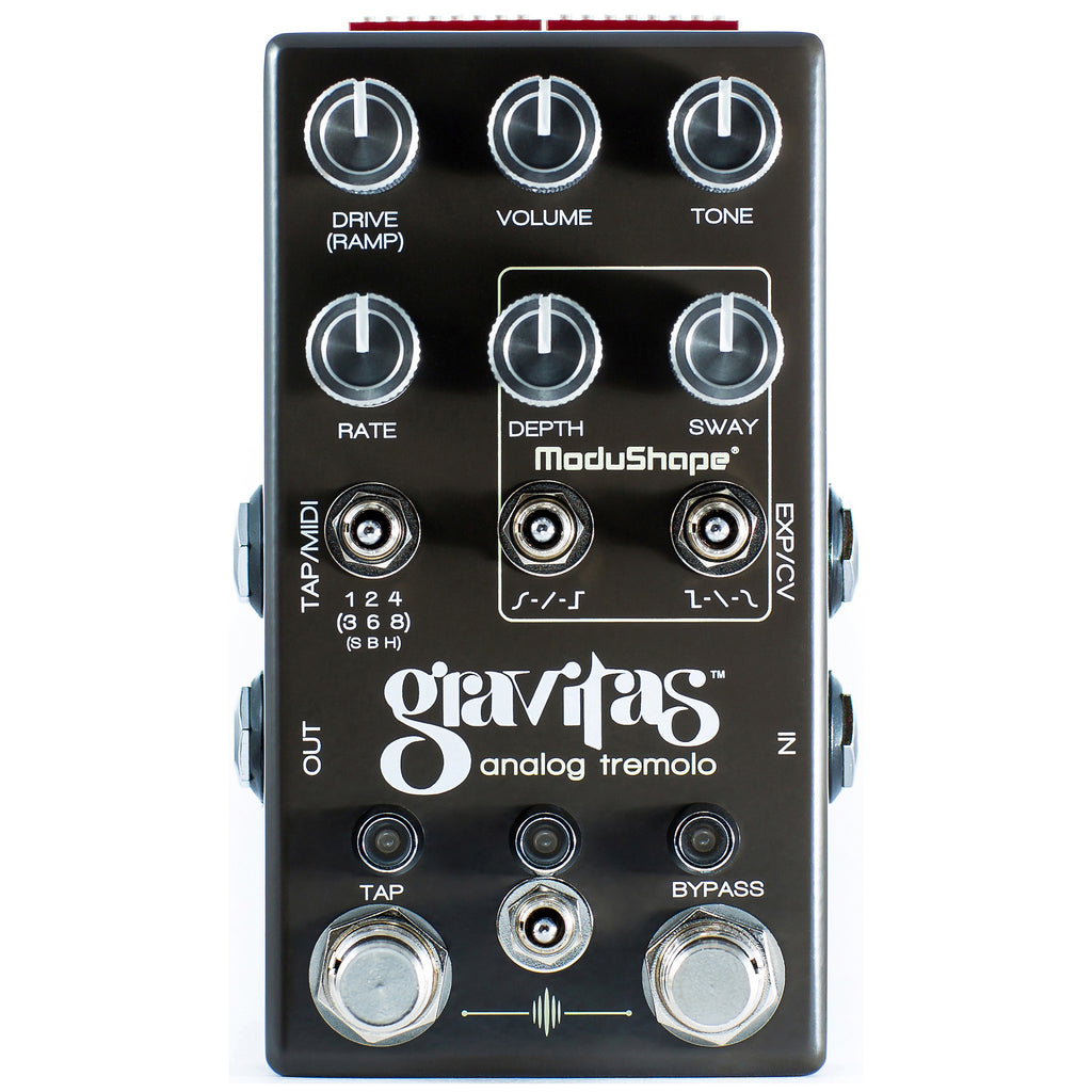 Chase Bliss Gravitas Analog Tremolo