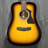 Guild GAD-G212 ATB w/ OHSC (Used - Recent)