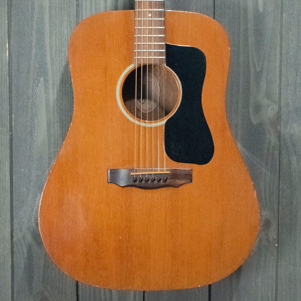 Guild D16M w/ OHSC (Used - 1980s)