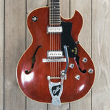 Guild Starfire III w/ Hang Tags & OHSC (Vintage - 1961)