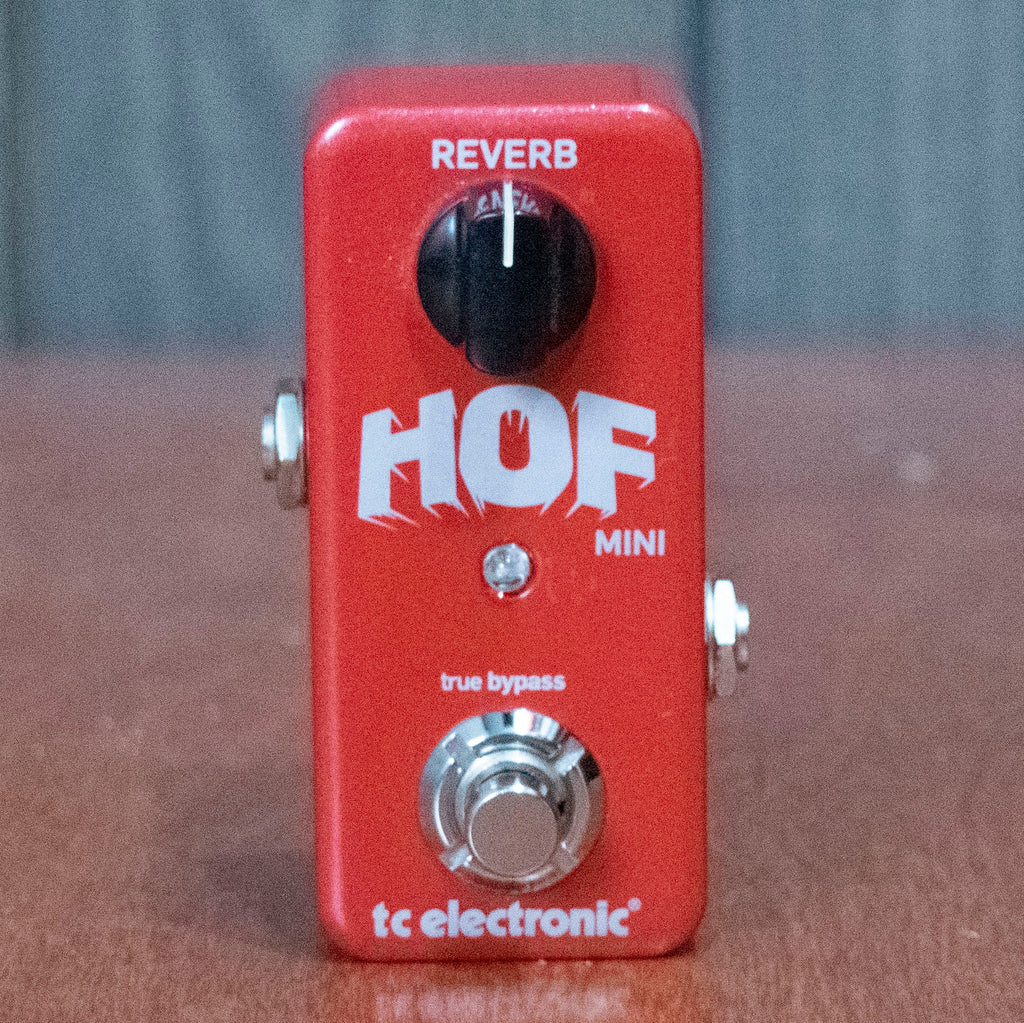 Used TC Electronic HOF Mini Reverb