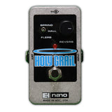 Used Electro-Harmonix Holy Grail Nano w/ Box and Power Supply