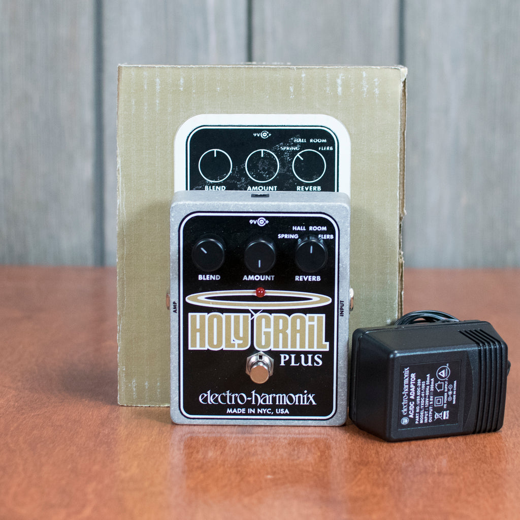 Used Holy Grail Plus w/ Power Supply & Box
