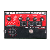 Used Radial Tonebone Hot British Tube Drive w/ Power Supply