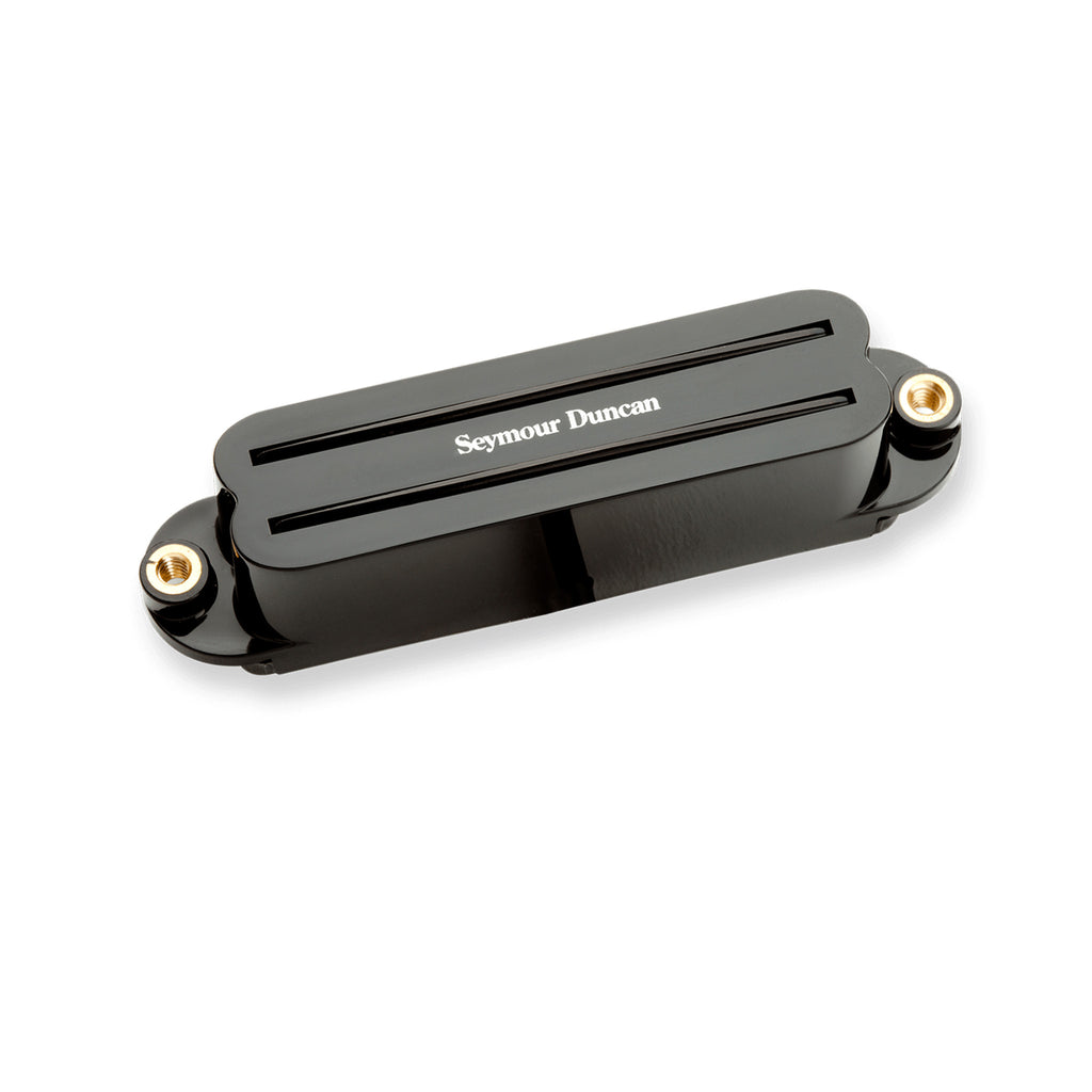 Seymour Duncan SHR-1b Hot Rails for Strat - Bridge, Black