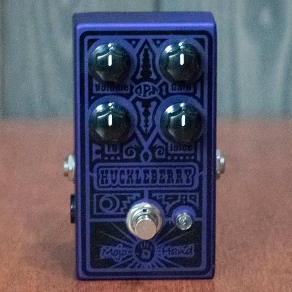Used Mojo Hand Huckleberry Overdrive