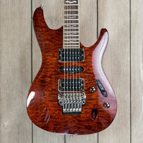 PRS Custom 22 Ten Top w/ OHSC (Used - 1994)
