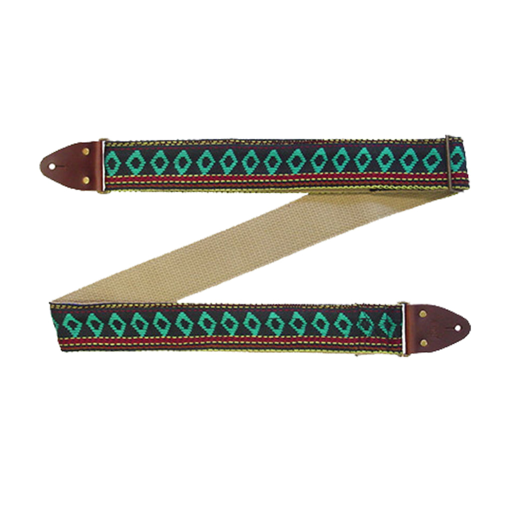 Original Fuzz Indian Series Guitar Strap in Jay Farrar