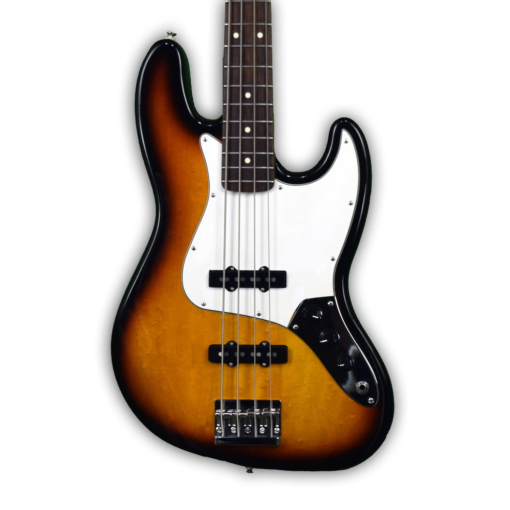 Squier MIM Jazz Bass (Used - 1997)