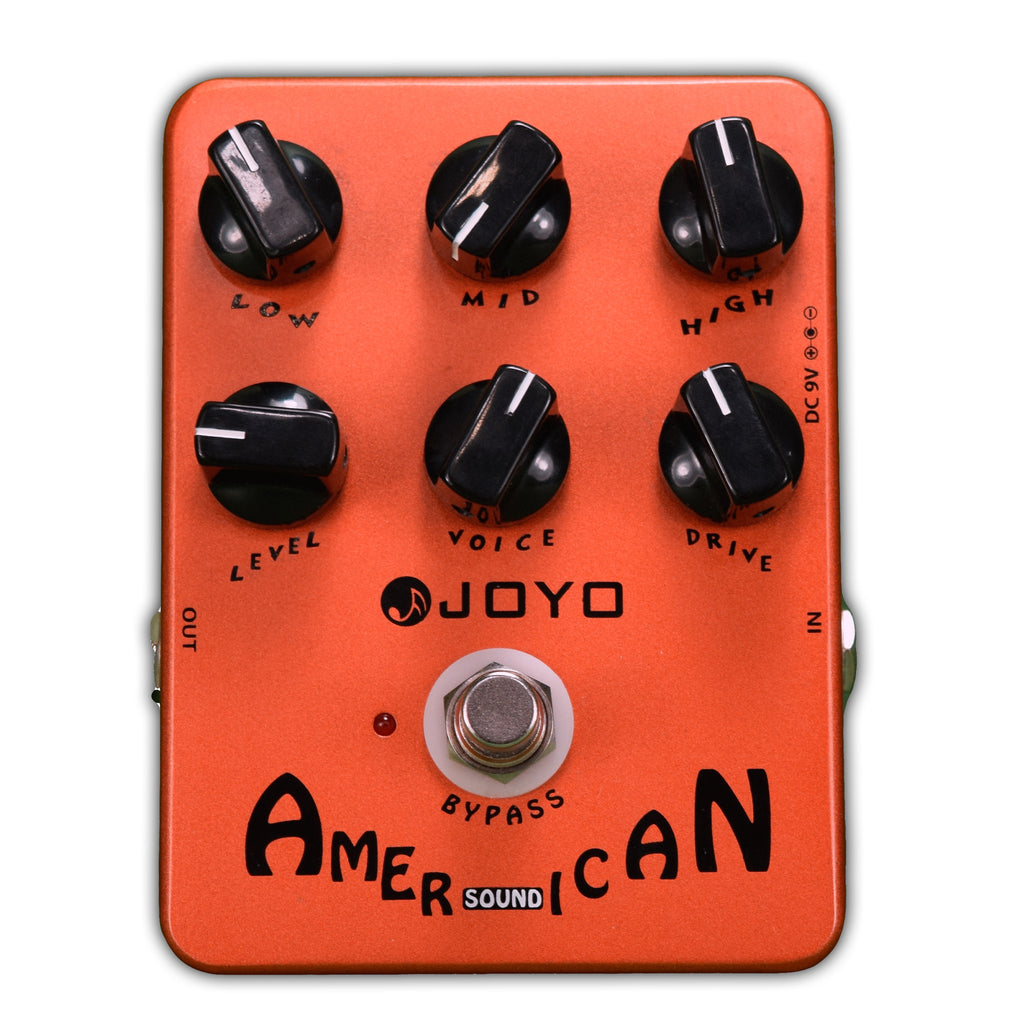 Used Joyo American Sound Overdrive w/ Box