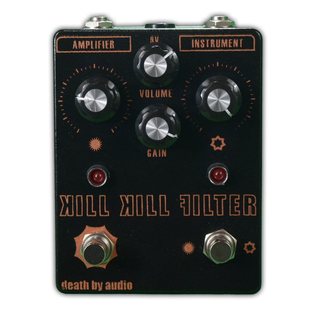 Death By Audio Kill Kill Filter