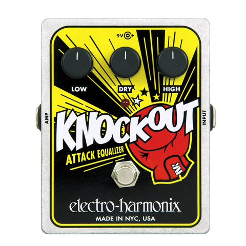 Electro-Harmonix 8 Step Program