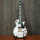 Epiphone Les Paul Custom Pro White w/ HSC (Used - Recent)