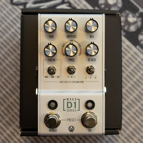 Electro-Harmonix Single Expression Pedal