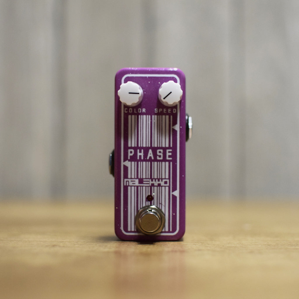 Used Malekko Omicron Series Analog Phase Shift Pedal