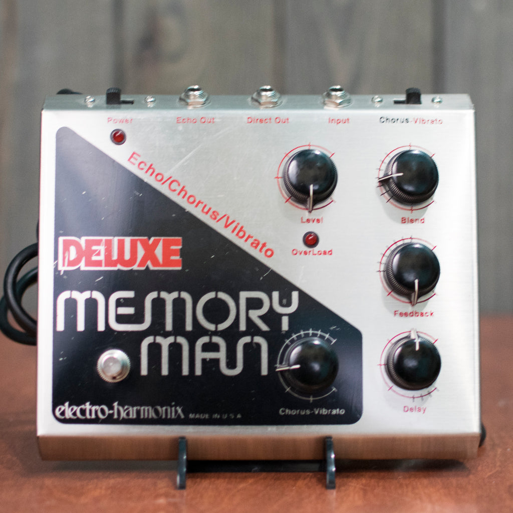 Used EHX Deluxe Memory Man (1990s)