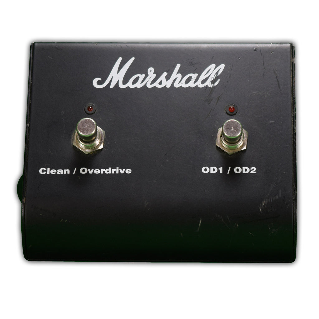 Used Marshall PED802 Footswitch
