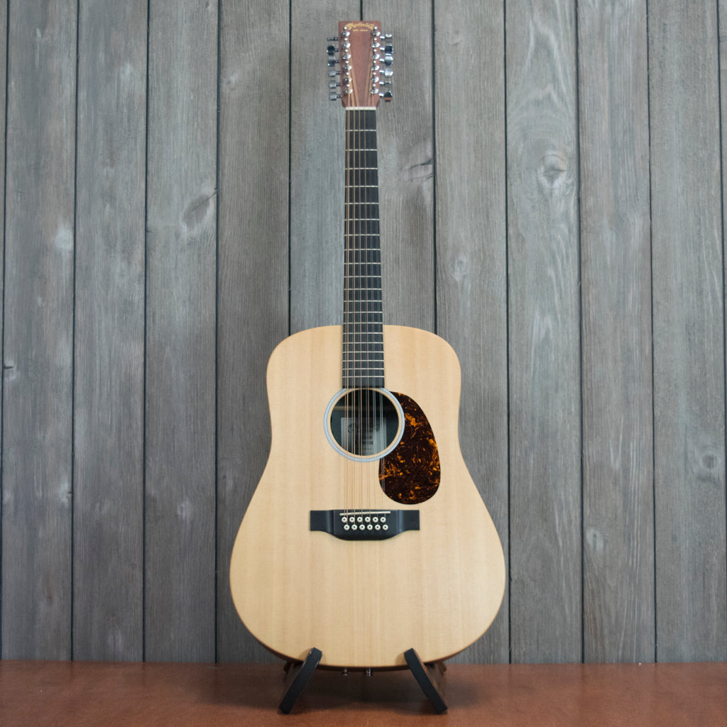 Used Martin Custom X-Series 12-string w/ HSC (Used - Recent)