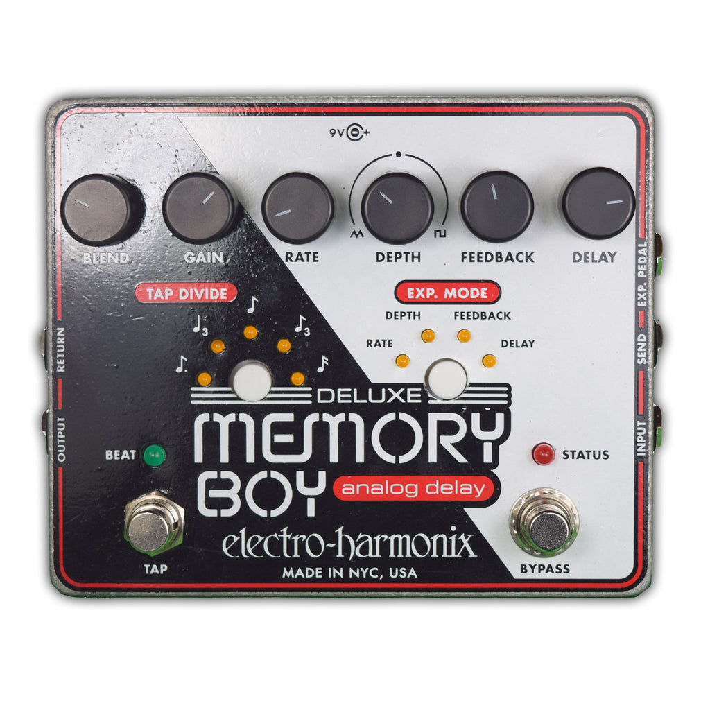 Used Deluxe Memory Boy w/ Box and Power Supply