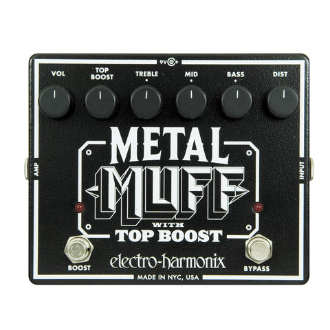 Electro-Harmonix Bass Blogger Distortion