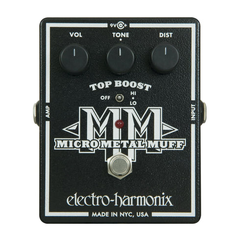 Electro-Harmonix Knockout Attack Equalizer