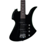 Burny Mockingbird Bass w/ HSC (Used - 1990's)