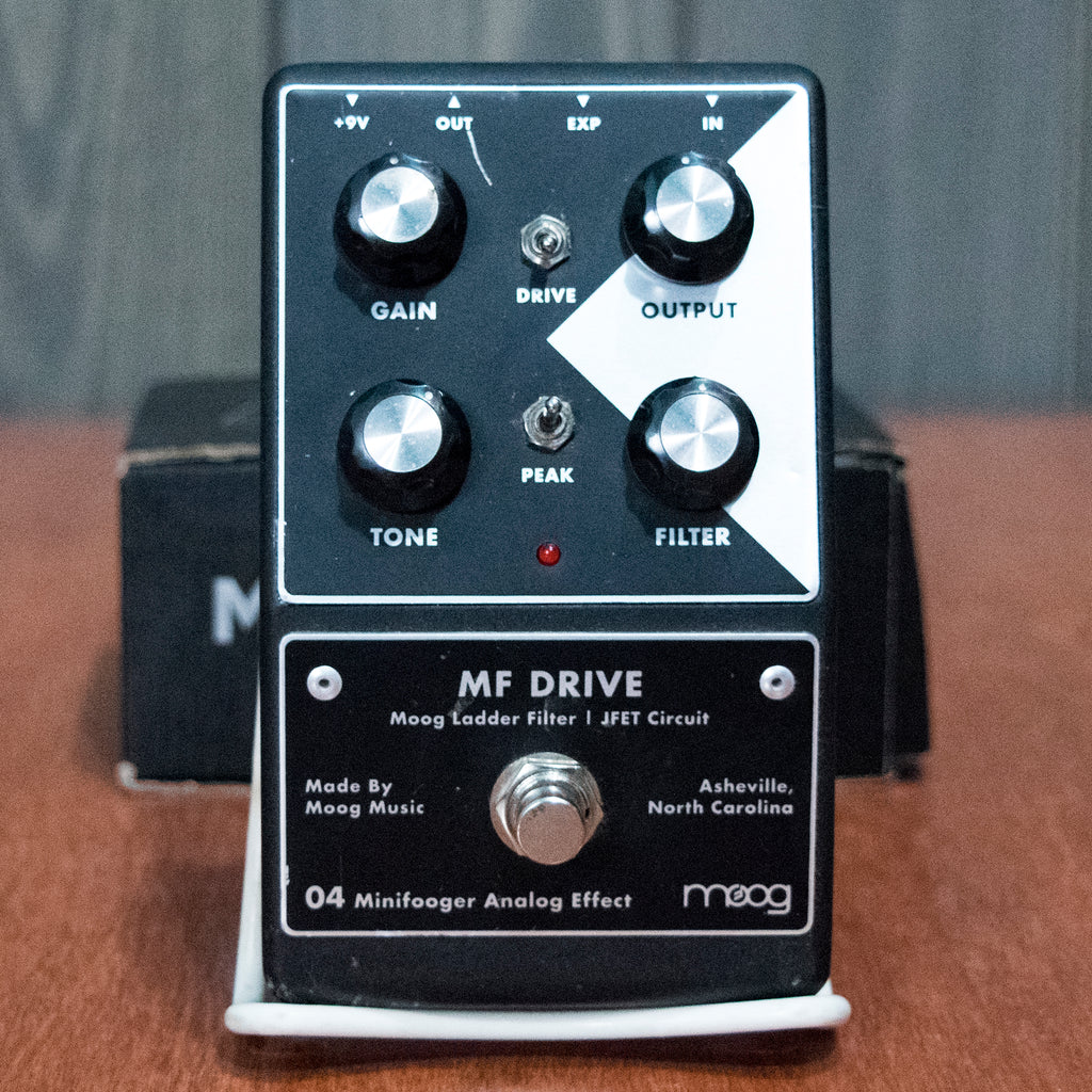 Used Minifooger MF Drive w/ Box