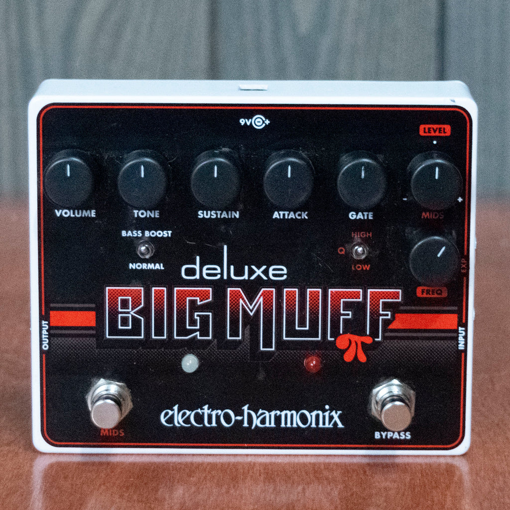 Used EHX Deluxe Big Muff