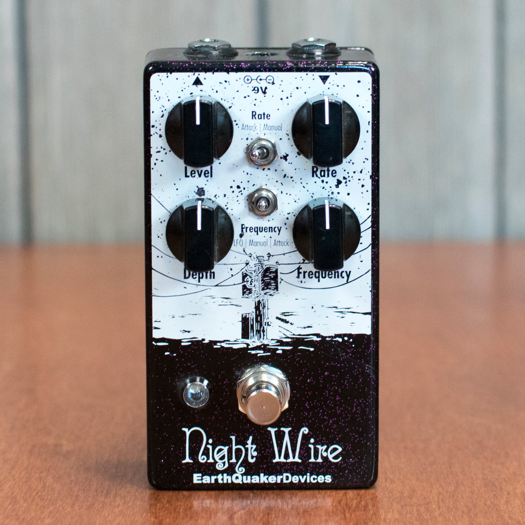 Used Earthquaker Devices Night Wire Tremolo