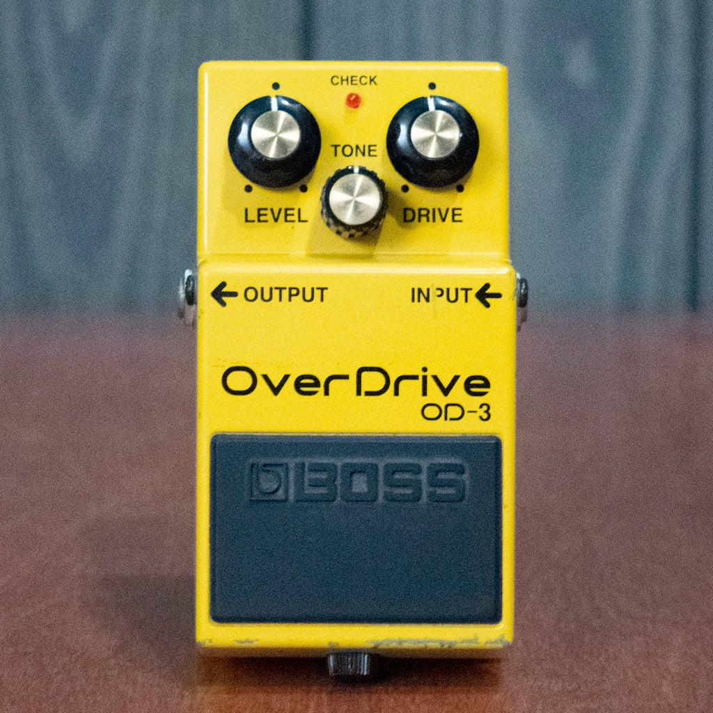 Used Boss OD-3 Overdrive