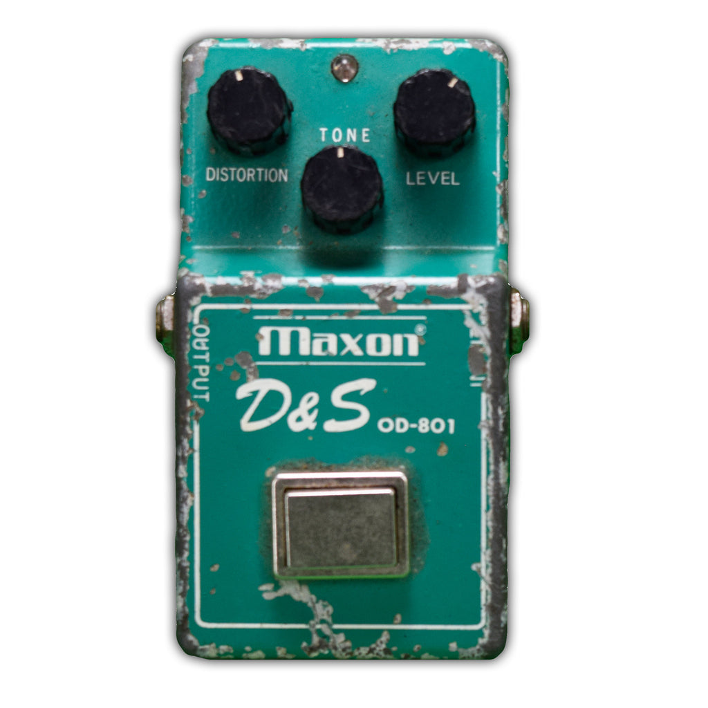 Maxon OD801 Distortion / Sustainer