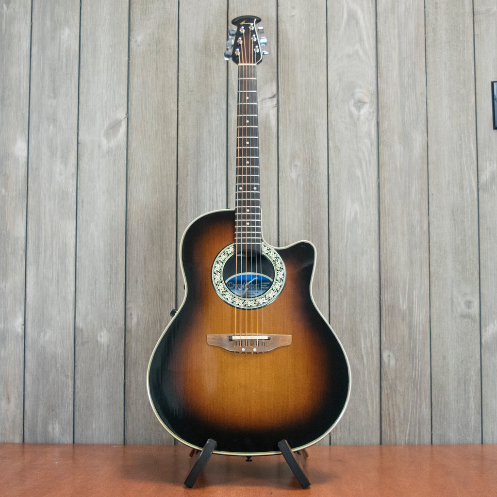 Ovation 1861 Custom Balladeer w/ OHSC (Used - 1984)