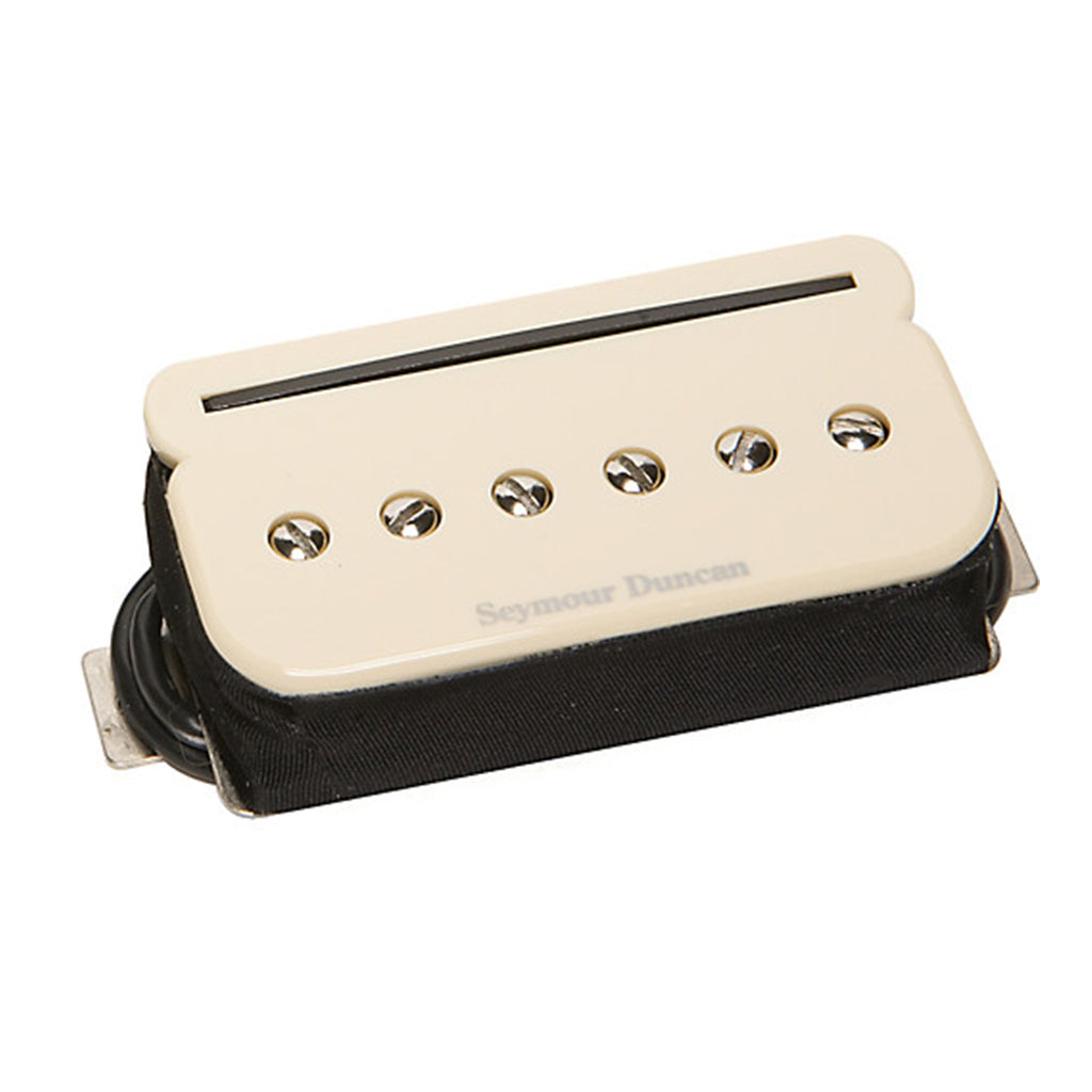 Seymour Duncan SHPR-1b P-Rails - Bridge, Cream