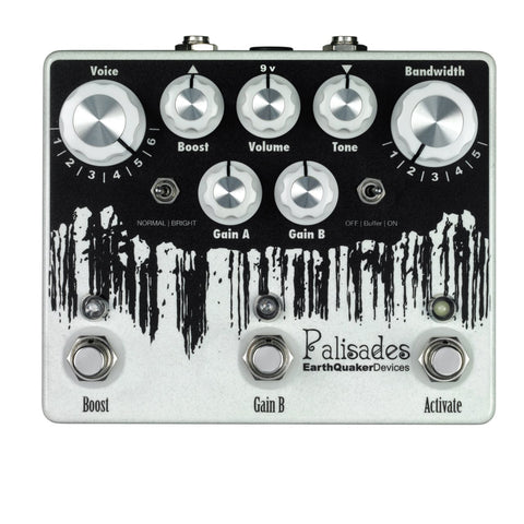 EarthQuaker Devices Tone Job