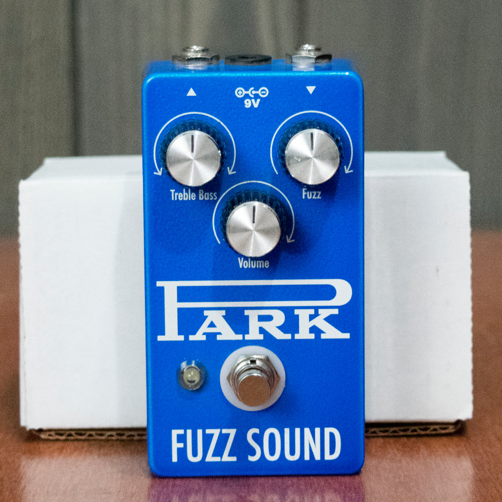 Used EQD Park Fuzz Sound w/ Box