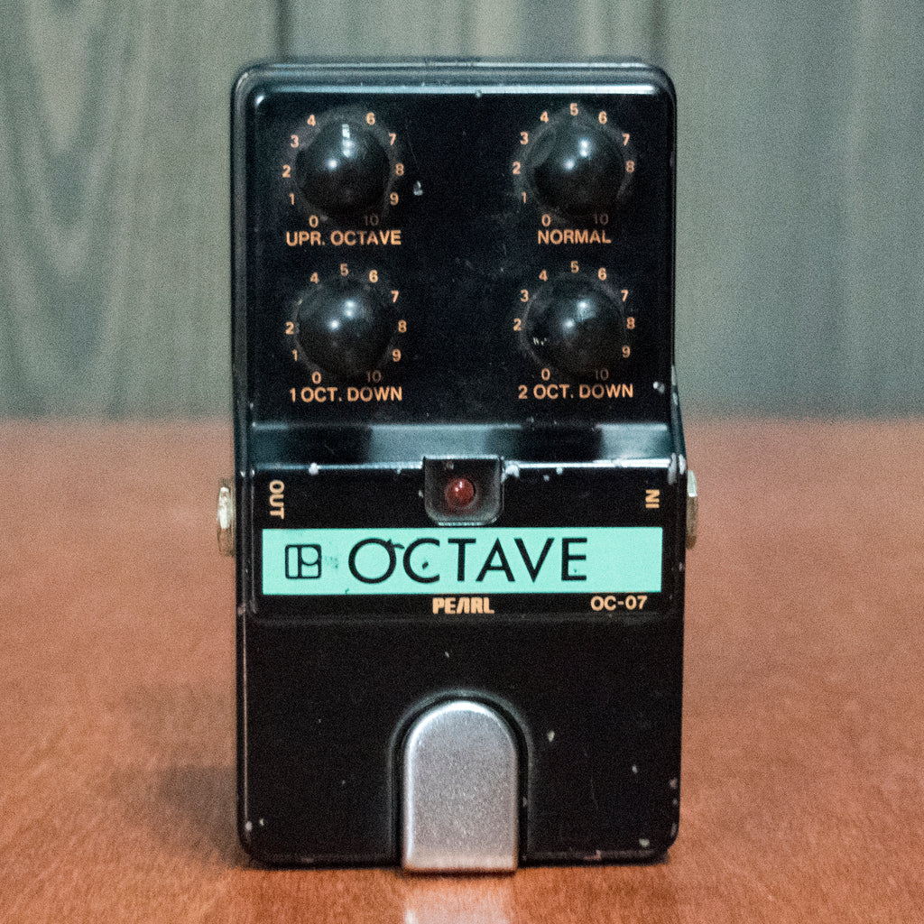 Used Pearl OC-07 Octave MIJ
