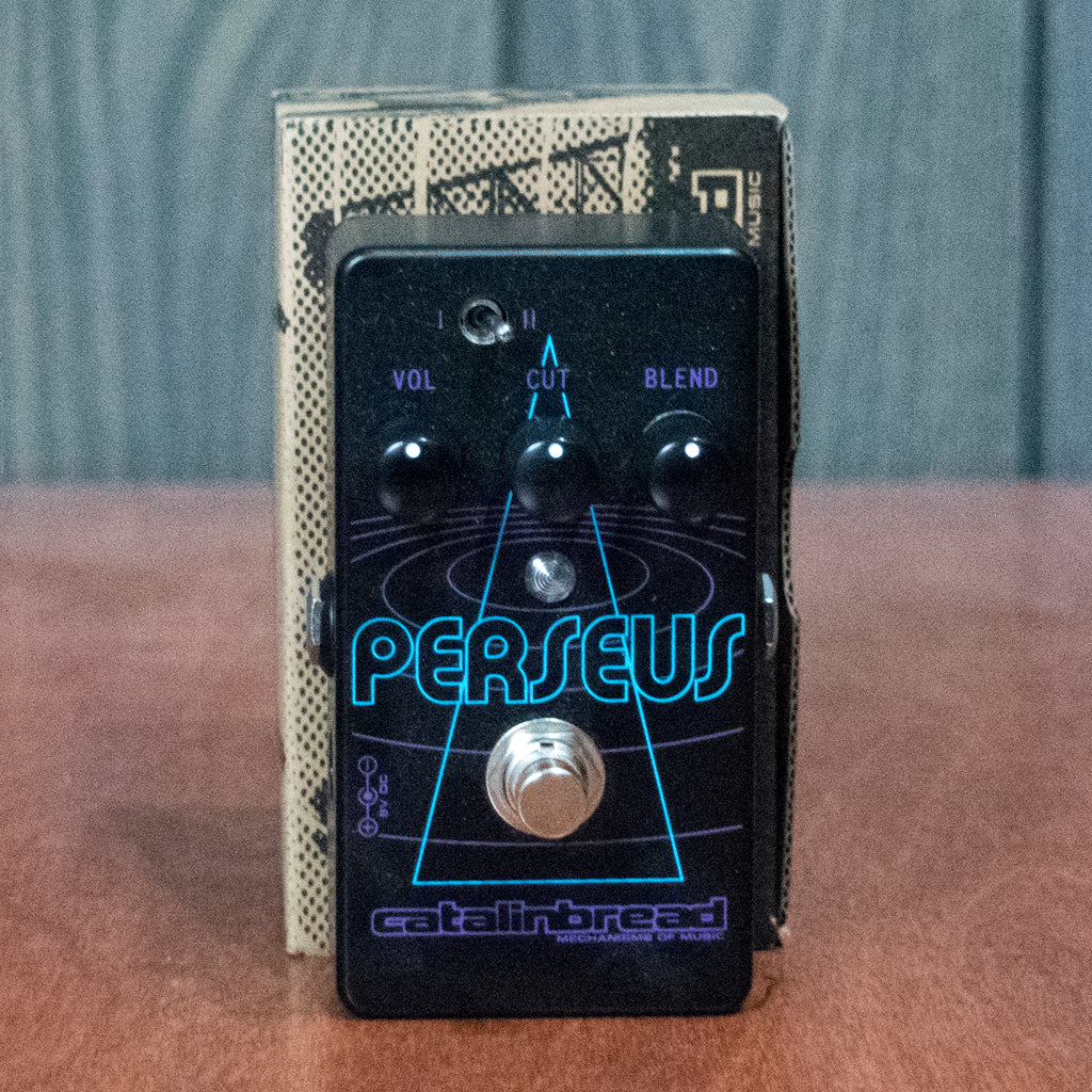 Used Catalinbread Perseus Fuzz w/ Box