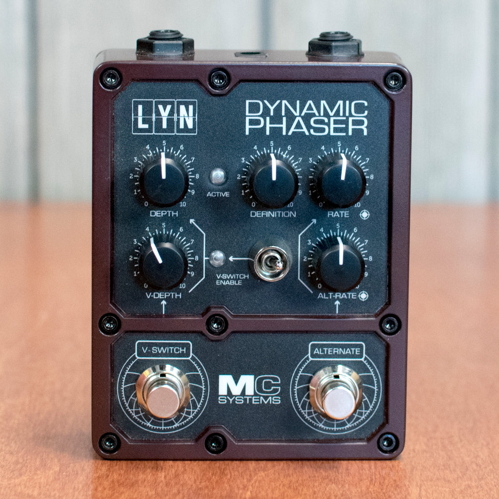 Used MC Systems LYN Phaser