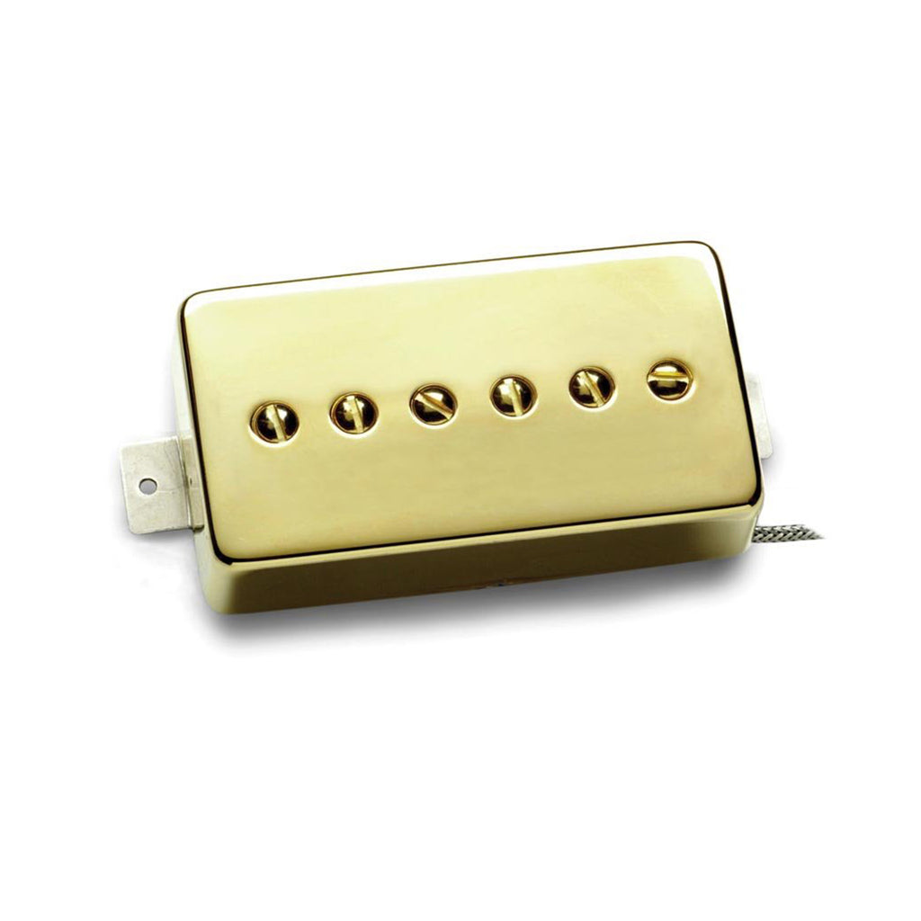 Seymour Duncan SPH90-1n Phat Cat - Neck, Gold