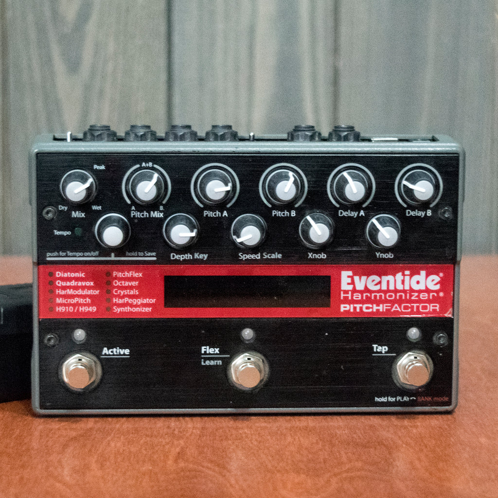 Used Eventide Pitch Factor w/ Power Supply